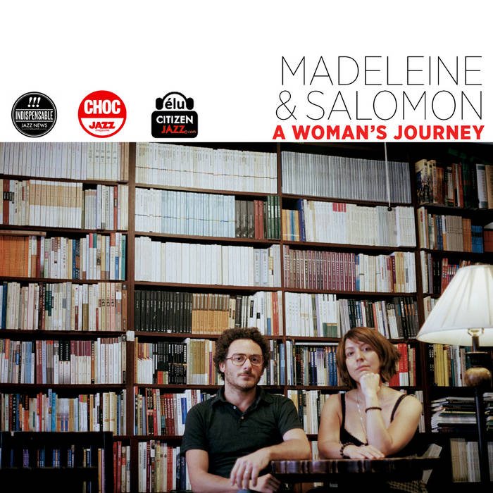 A woman's journey de Madeleine & Salomon